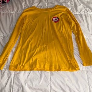 Long sleeve t shirt from PacSun